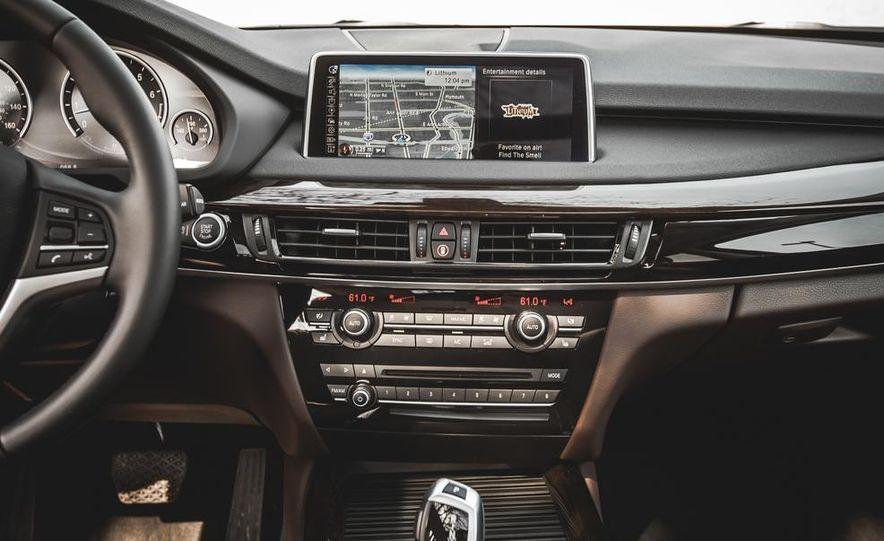 2014 BMW X5 xDrive35i - Slide 33