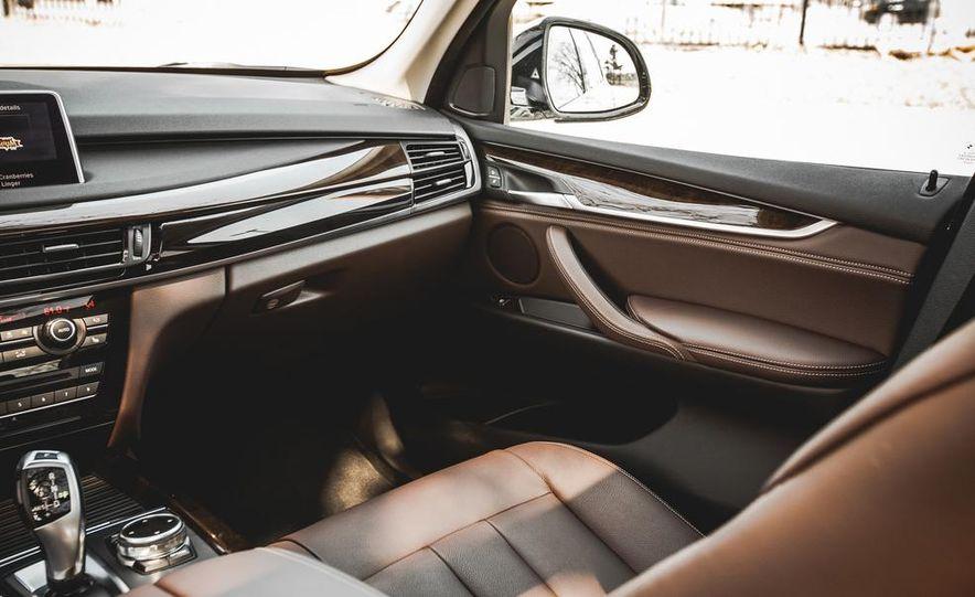2014 BMW X5 xDrive35i - Slide 34