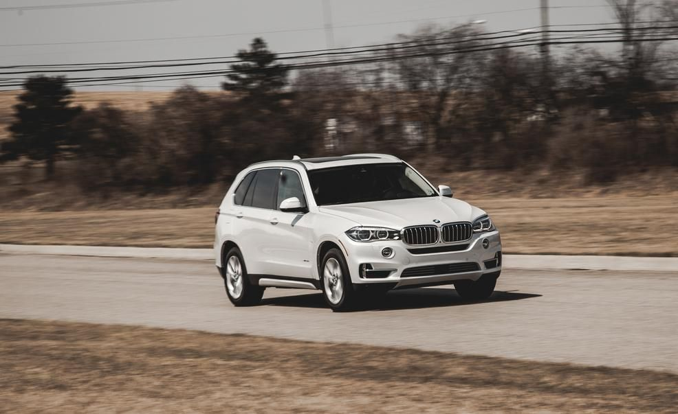 2014 BMW X5 xDrive35i Test  Review  Car and Driver