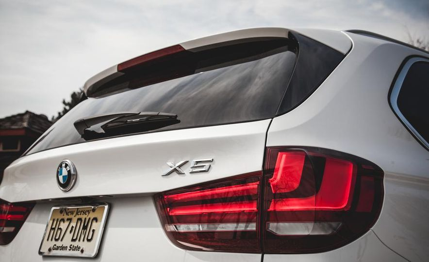 2014 BMW X5 xDrive35i - Slide 21