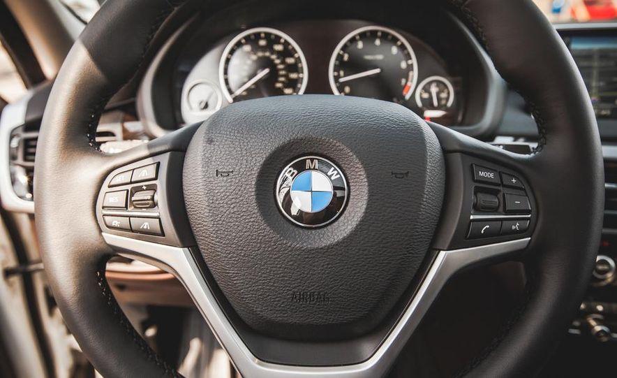 2014 BMW X5 xDrive35i - Slide 35