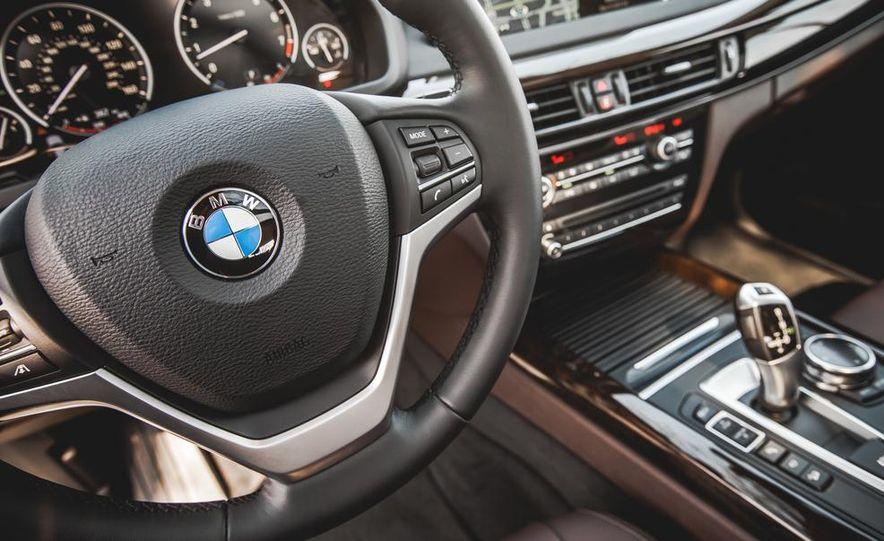 2014 BMW X5 xDrive35i - Slide 36