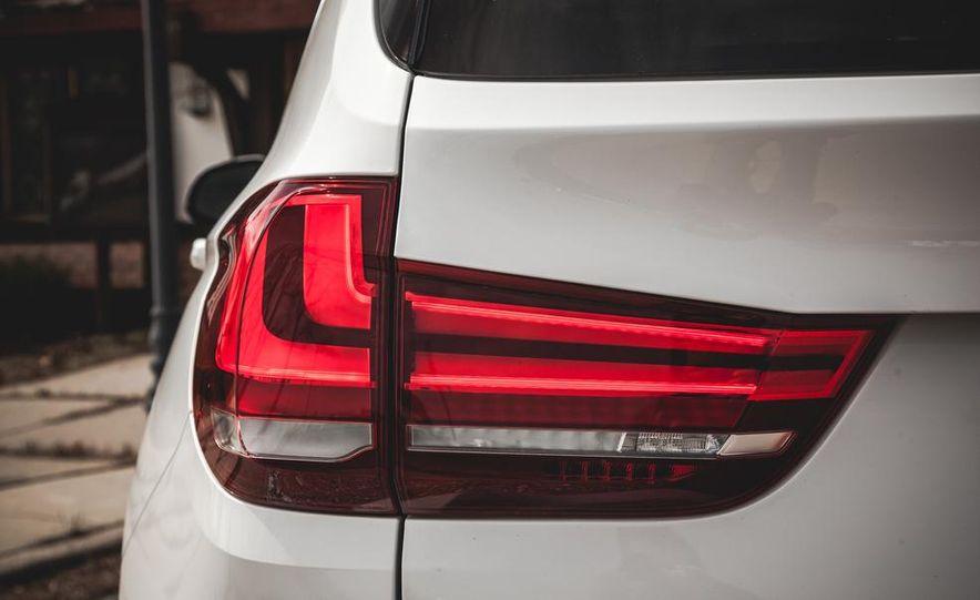 2014 BMW X5 xDrive35i - Slide 22