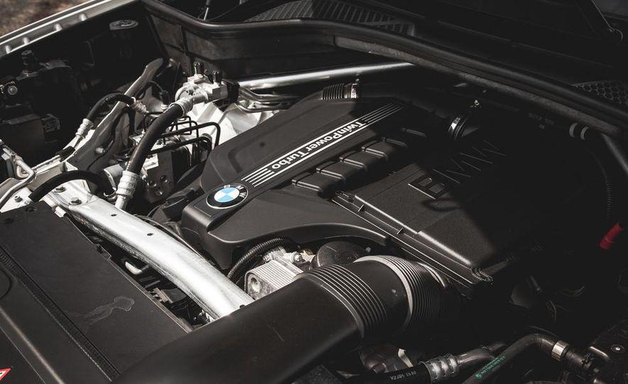 2014 BMW X5 xDrive35i - Slide 47