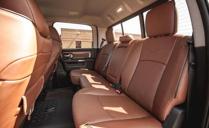 2014 Ram 2500 HD Laramie Longhorn diesel - Slide 38