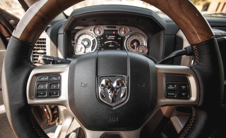 2014 Ram 2500 HD Laramie Longhorn diesel - Slide 41