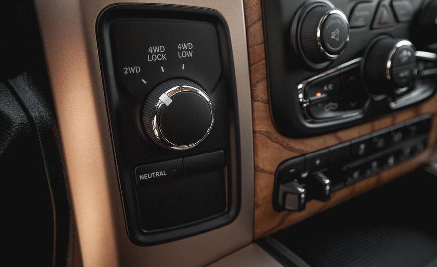 2014 Ram 2500 HD Laramie Longhorn diesel - Slide 48