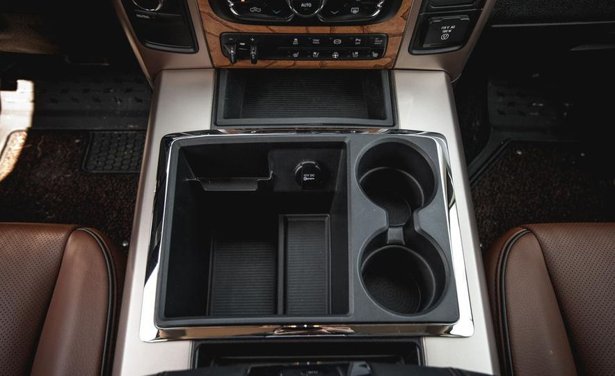 2014 Ram 2500 HD Laramie Longhorn diesel - Slide 51