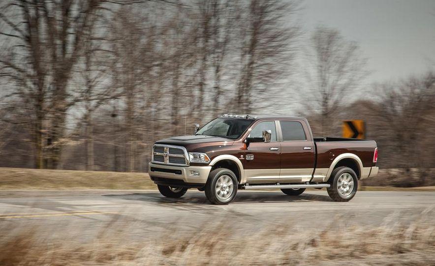2014 Ram 2500 HD Laramie Longhorn diesel - Slide 8
