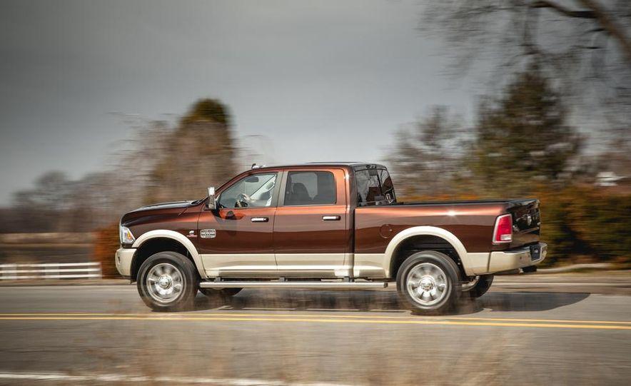 2014 Ram 2500 HD Laramie Longhorn diesel - Slide 10