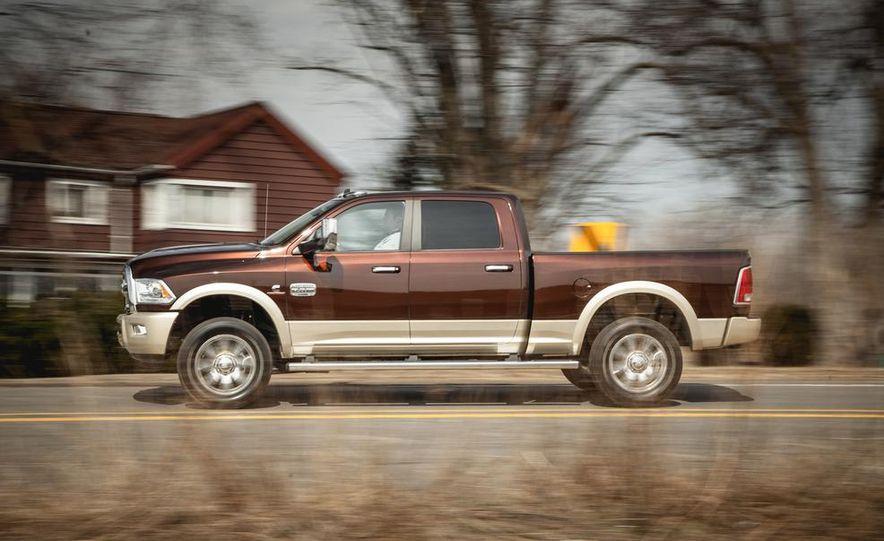 2014 Ram 2500 HD Laramie Longhorn diesel - Slide 12