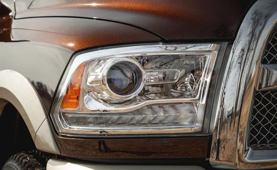 2014 Ram 2500 HD Laramie Longhorn diesel - Slide 21