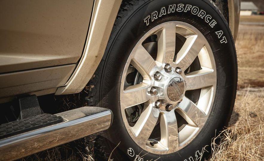 2014 Ram 2500 HD Laramie Longhorn diesel - Slide 24