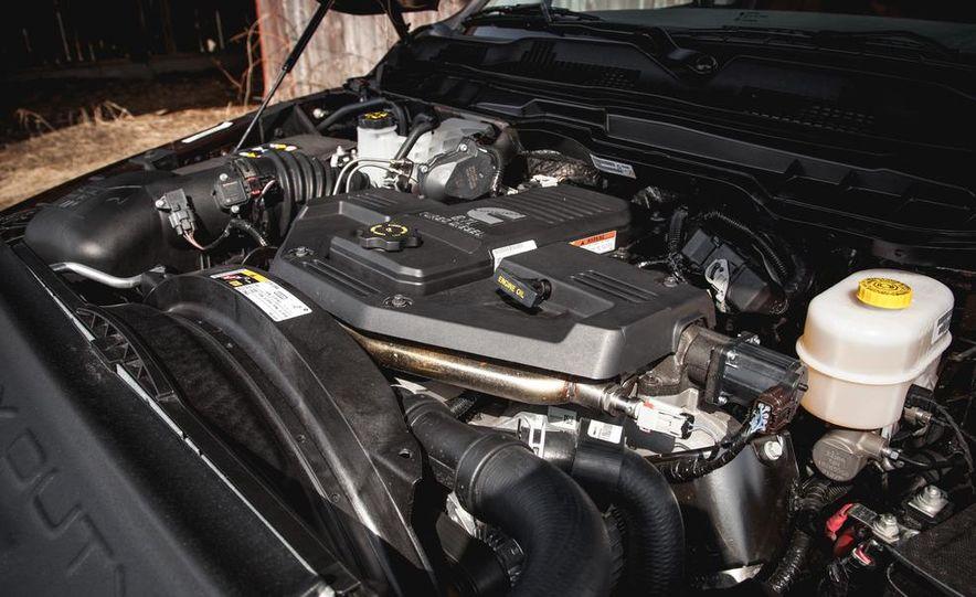 2014 Ram 2500 HD Laramie Longhorn diesel - Slide 54
