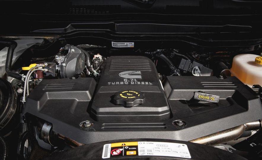2014 Ram 2500 HD Laramie Longhorn diesel - Slide 55