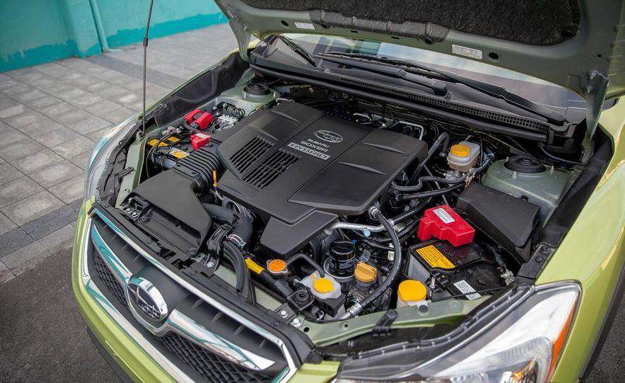 2014 Subaru XV Crosstrek hybrid - Slide 53