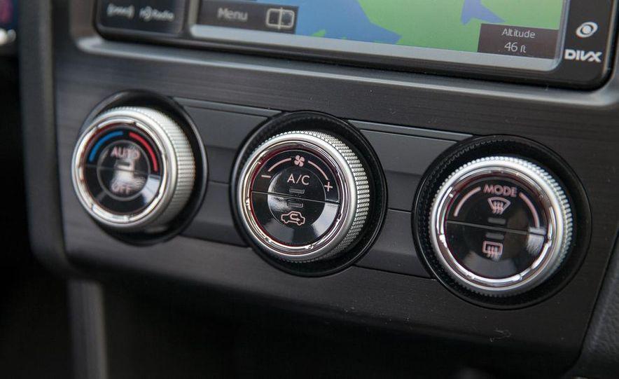 2014 Subaru XV Crosstrek hybrid - Slide 50