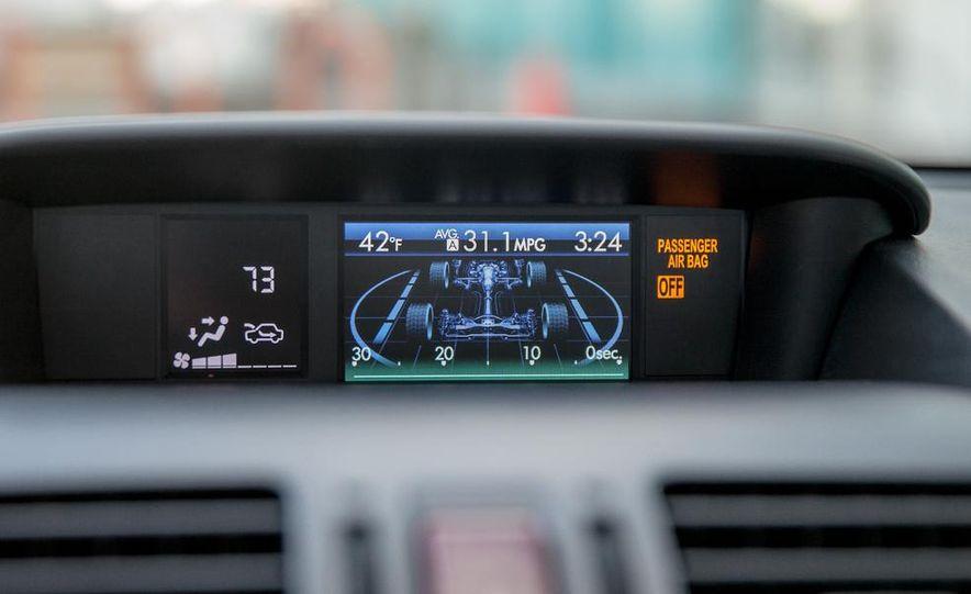 2014 Subaru XV Crosstrek hybrid - Slide 39