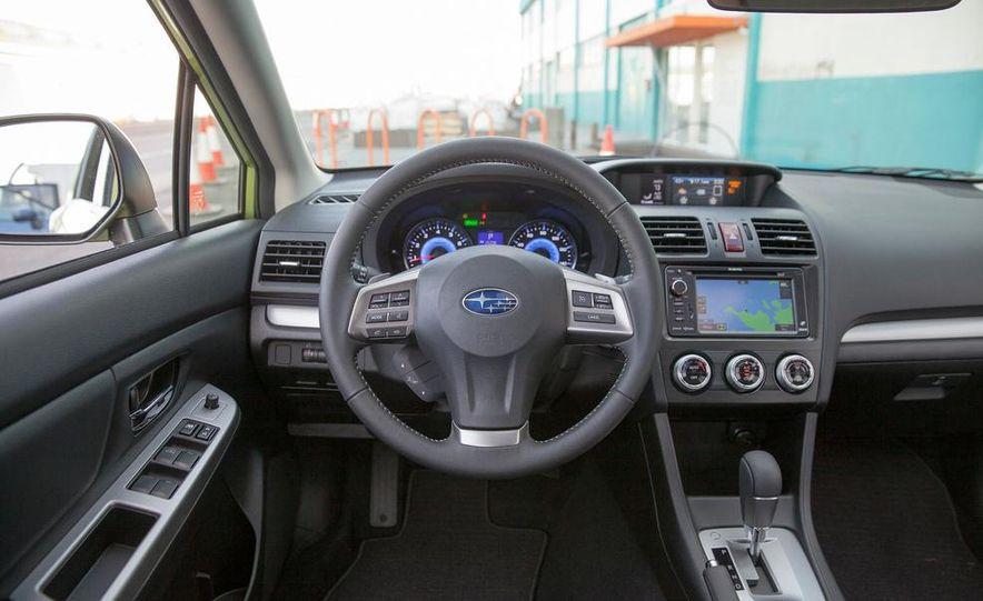 2014 Subaru XV Crosstrek hybrid - Slide 30