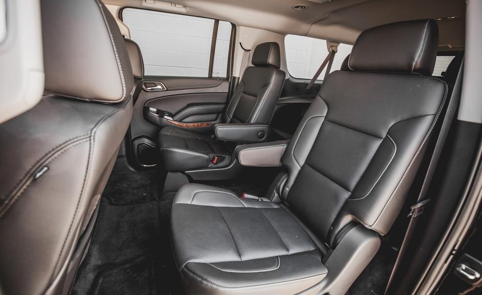 Chevrolet Suburban Reviews Price Photos And Specs Car Driver