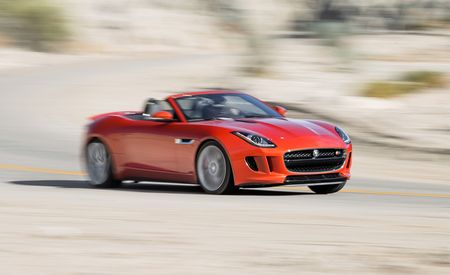 2014 Jaguar F-type V-8 S