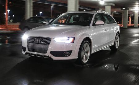2014 Audi Allroad Quattro