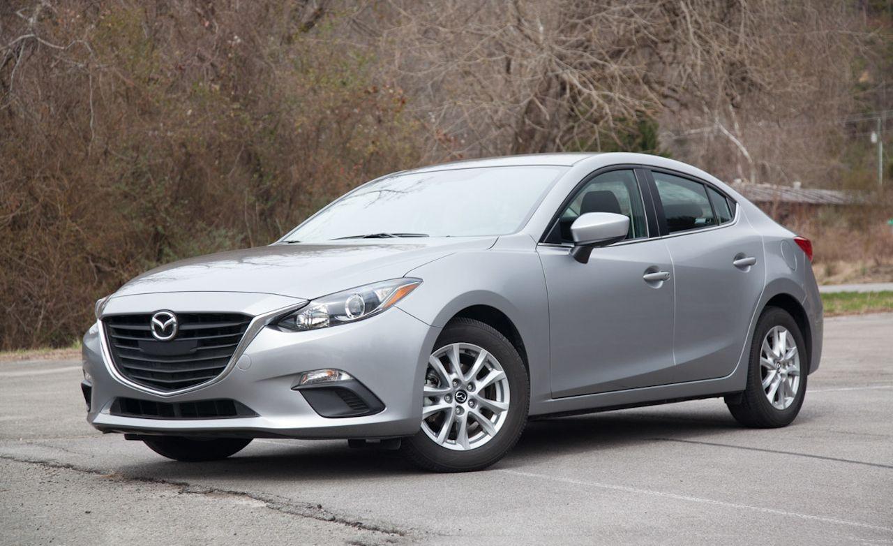 2014 Mazda 3 i Touring