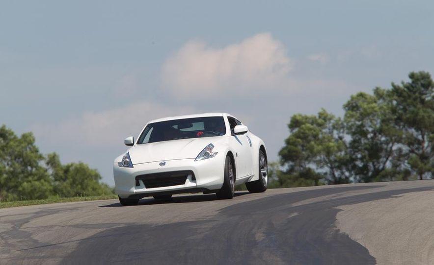 2012 Nissan 370Z - Slide 46