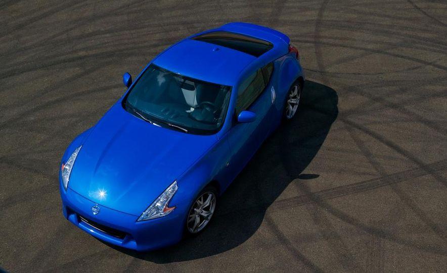 2012 Nissan 370Z - Slide 1