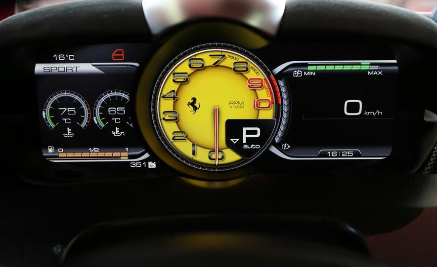 2014 Ferrari LaFerrari - Slide 74
