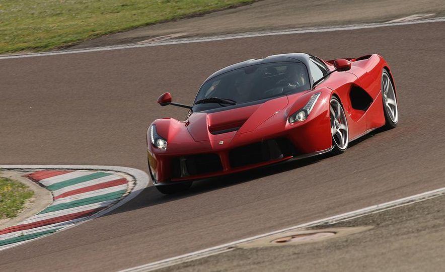 2014 Ferrari LaFerrari - Slide 8