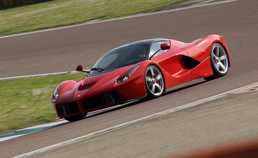 2014 Ferrari LaFerrari - Slide 9