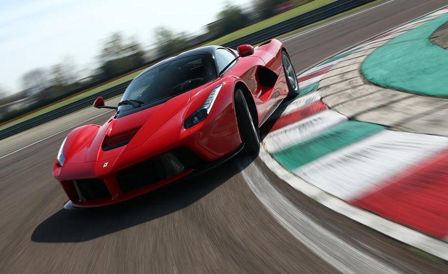2014 Ferrari LaFerrari - Slide 24