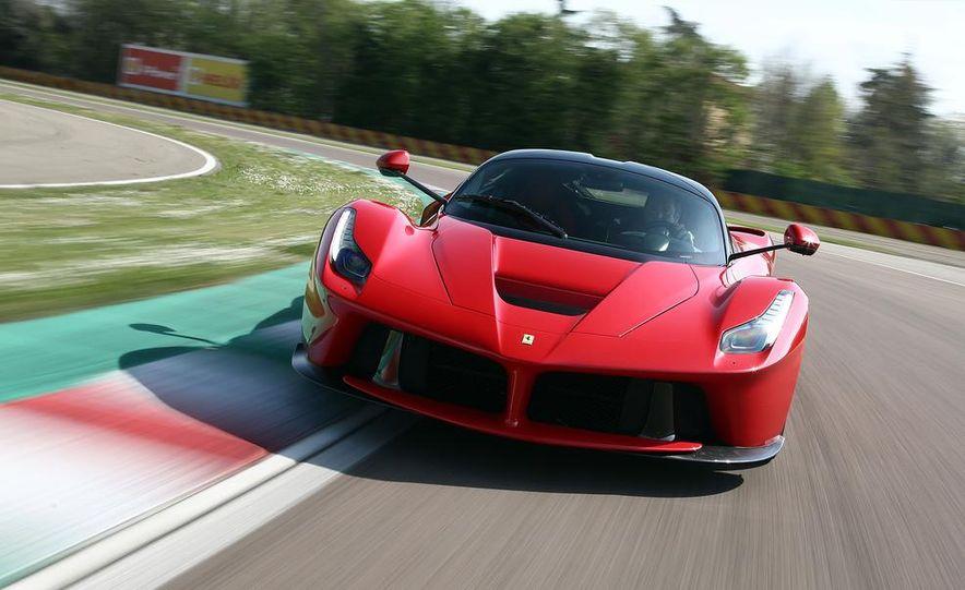 2014 Ferrari LaFerrari - Slide 27