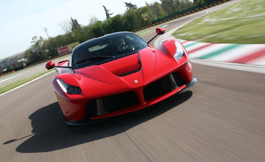 2014 Ferrari LaFerrari - Slide 28