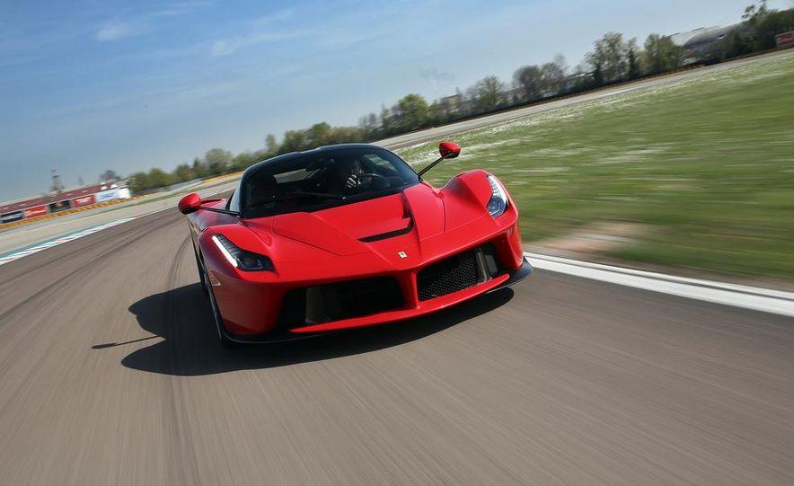 2014 Ferrari LaFerrari - Slide 30
