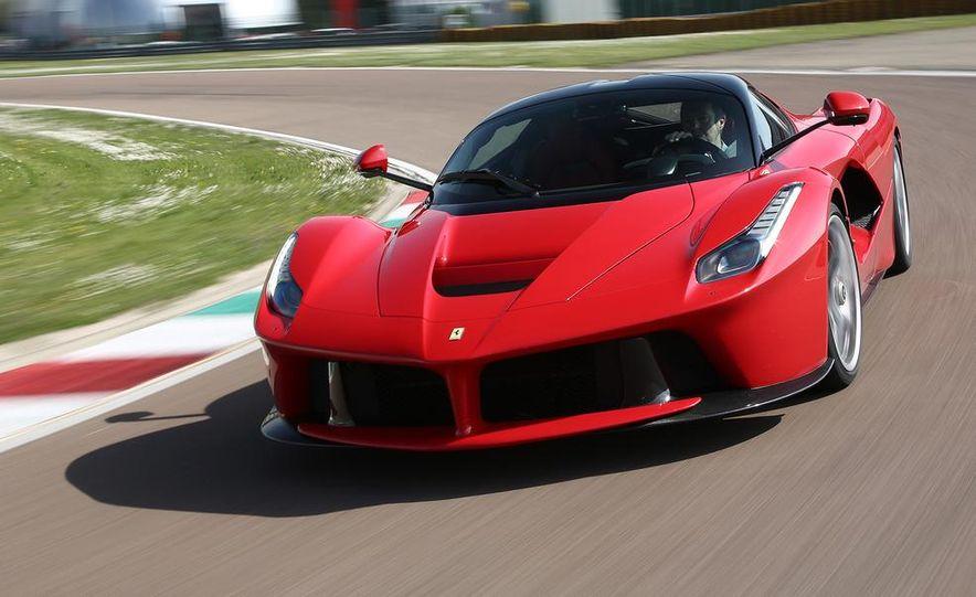 2014 Ferrari LaFerrari - Slide 31