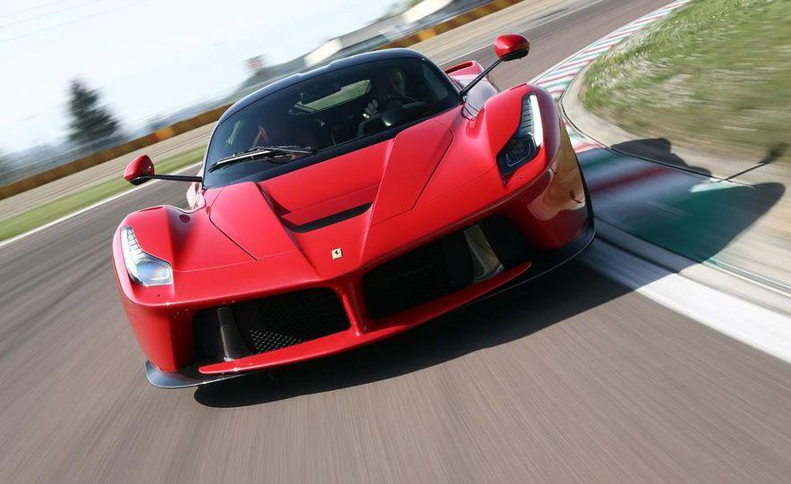 2014 Ferrari LaFerrari - Slide 34