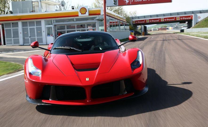 2014 Ferrari LaFerrari - Slide 35