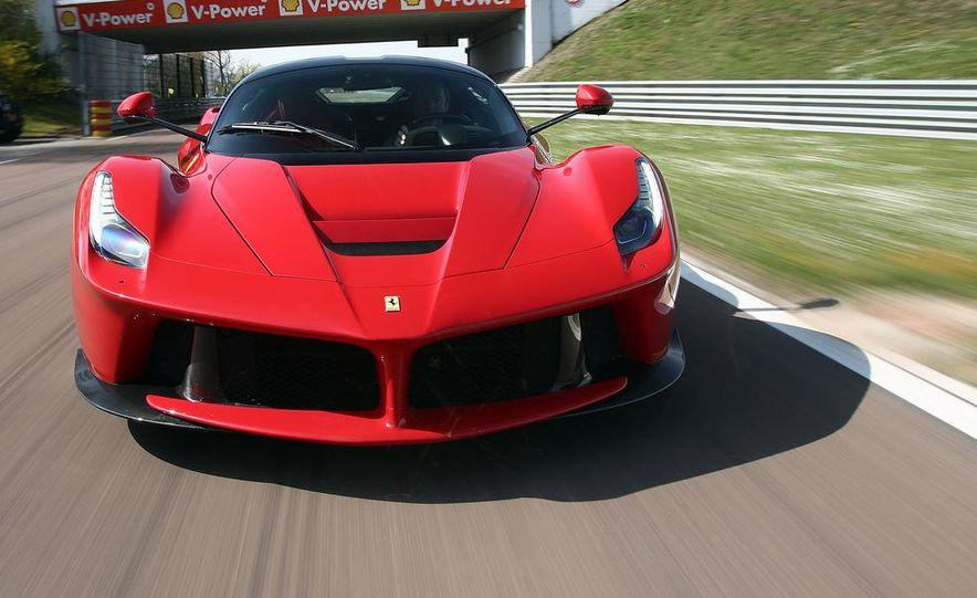 2014 Ferrari LaFerrari - Slide 36