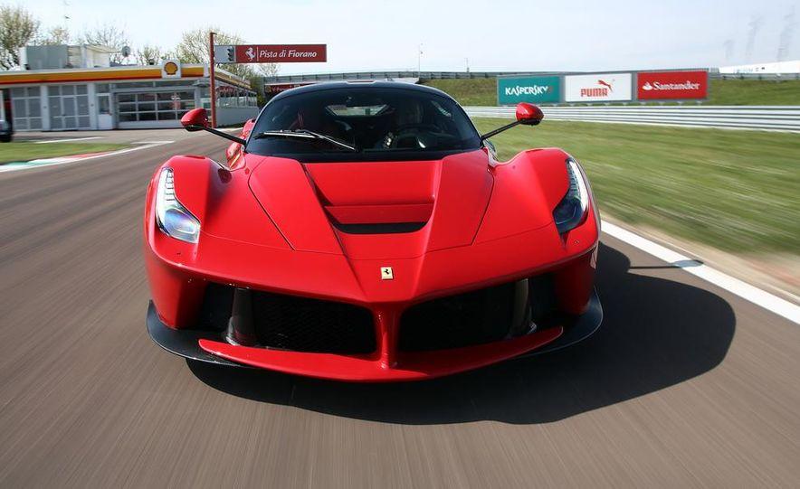 2014 Ferrari LaFerrari - Slide 38