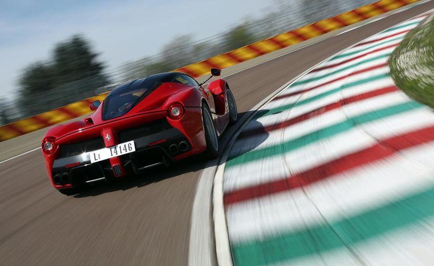 2014 Ferrari LaFerrari - Slide 40
