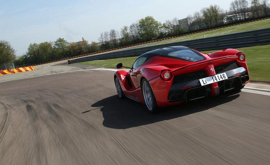 2014 Ferrari LaFerrari - Slide 42