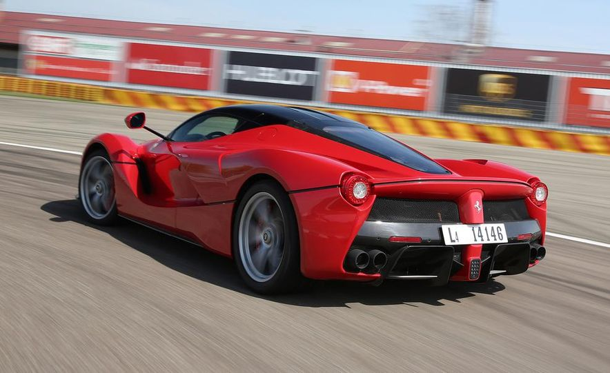 2014 Ferrari LaFerrari - Slide 43