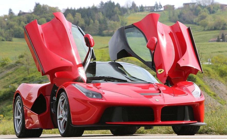 2014 Ferrari LaFerrari - Slide 48