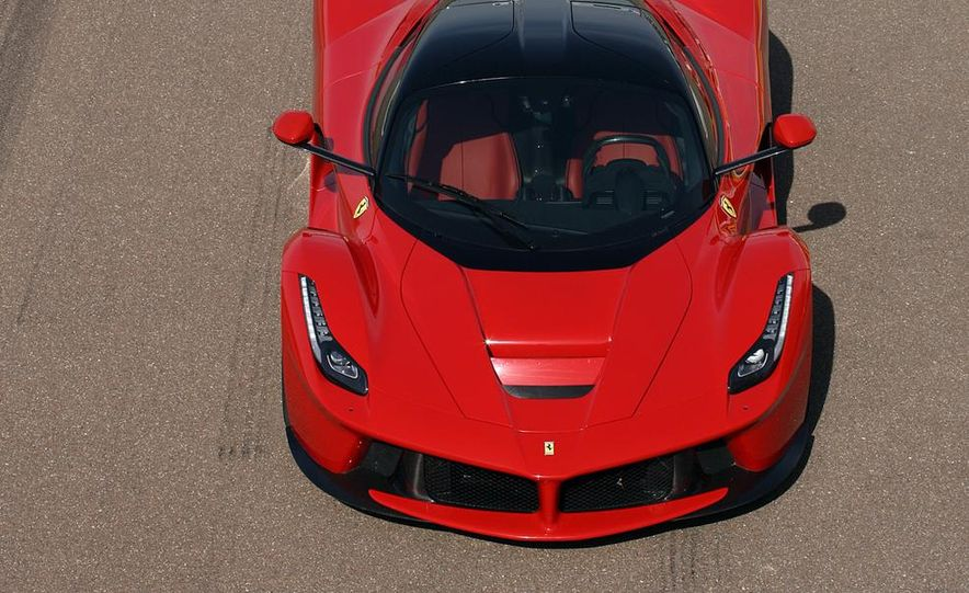2014 Ferrari LaFerrari - Slide 49