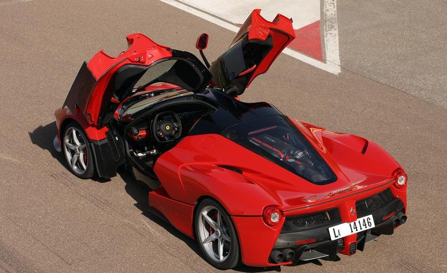2014 Ferrari LaFerrari - Slide 53