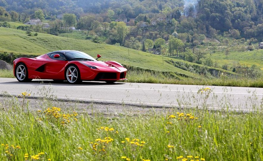 2014 Ferrari LaFerrari - Slide 56