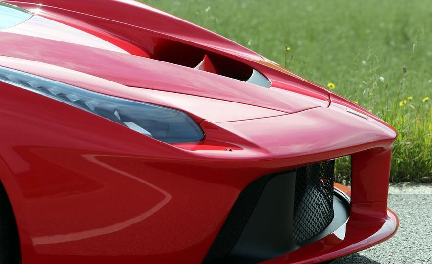 2014 Ferrari LaFerrari - Slide 67