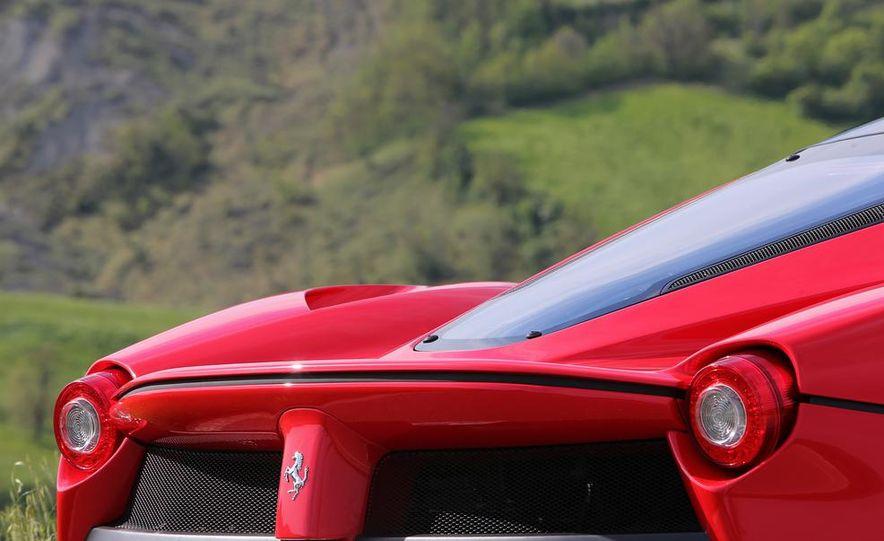 2014 Ferrari LaFerrari - Slide 72